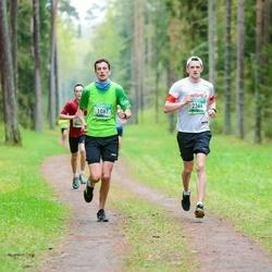 37. Tartu Maastikumaraton - Sven Kask (1087), Jaak Kimmel (2366)