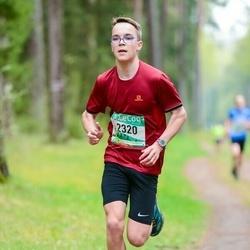 37. Tartu Maastikumaraton - Ivan Lebedev (2320)