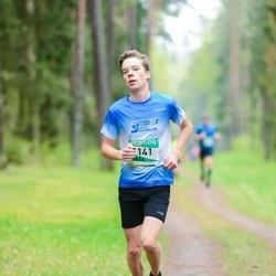 37. Tartu Maastikumaraton - Hugo Johannes Nurk (1141)