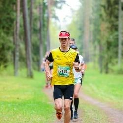 37. Tartu Maastikumaraton - Taivo Olesk (2181)