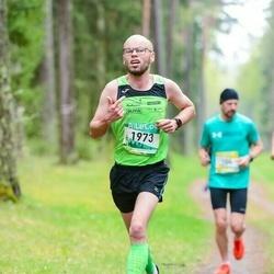 37. Tartu Maastikumaraton - Kaarel Piip (1973)
