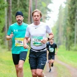 37. Tartu Maastikumaraton - Tarmo Hõbe (1179)