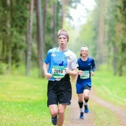 37. Tartu Maastikumaraton - Kevin Urb (2090)