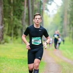 37. Tartu Maastikumaraton - Rasmus Kruusa (1991)