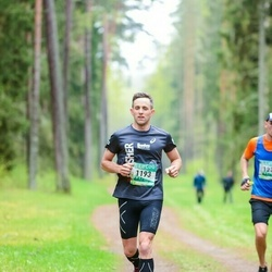 37. Tartu Maastikumaraton - Mart Ott (1193)