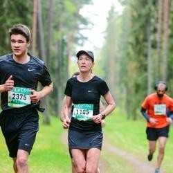 37. Tartu Maastikumaraton - Viivi-Anne Soots (1105)