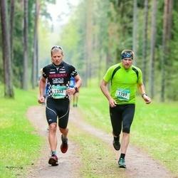 37. Tartu Maastikumaraton - Allan Harand (1333), Oleg Pavlenkov (1789)