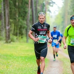 37. Tartu Maastikumaraton - Allan Harand (1333)
