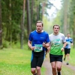 37. Tartu Maastikumaraton - Denis Uksov (1238)