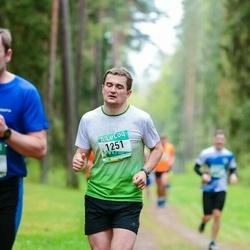 37. Tartu Maastikumaraton - Joosep Mölder (1251)