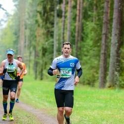 37. Tartu Maastikumaraton - Allar Pähn (1249)