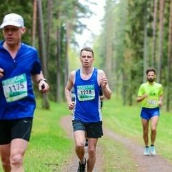 37. Tartu Maastikumaraton - Aleksandr Lissovski (1228)