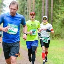 37. Tartu Maastikumaraton - Jaanus Mäekivi (1309)