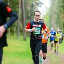 37. Tartu Maastikumaraton - Tõnu Vahtra (1272)