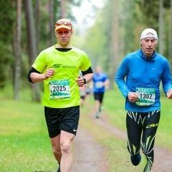 37. Tartu Maastikumaraton - Margus Kaegas (1302), Indrek Valge (2025)