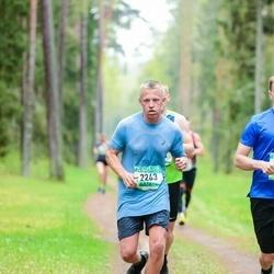 37. Tartu Maastikumaraton - Ando Hermsalu (2263)