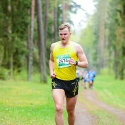 37. Tartu Maastikumaraton - Henri Kaljumäe (2474)