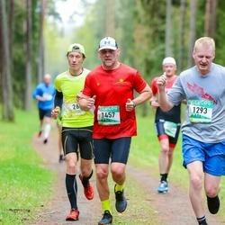 37. Tartu Maastikumaraton - Rauno Võsaste (1457)