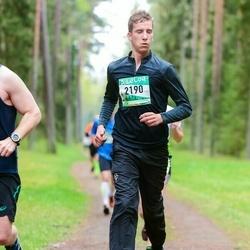 37. Tartu Maastikumaraton - Henri Mõttus (2190)