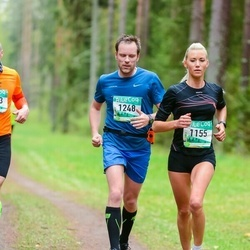 37. Tartu Maastikumaraton - Kristi Kuldkepp (1155), Andro Mikkor (1248)