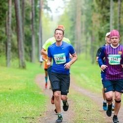 37. Tartu Maastikumaraton - Ago Saluveer (1300)