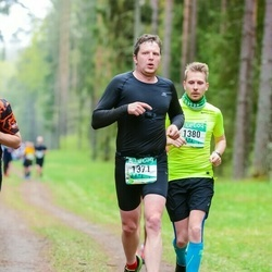 37. Tartu Maastikumaraton - Jüri Vlassov (1371)