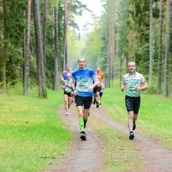37. Tartu Maastikumaraton - Kristo Hütt (1273), Hugo Gregor Kikerpill (1511)