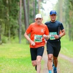37. Tartu Maastikumaraton - Henno Haava (1820)