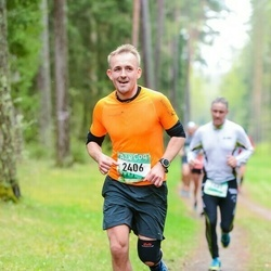 37. Tartu Maastikumaraton - Kristjan Joost (2406)