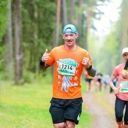 37. Tartu Maastikumaraton - Martin Teetsov (1214)