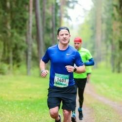 37. Tartu Maastikumaraton - Jaan Mihkelsaar (1401)