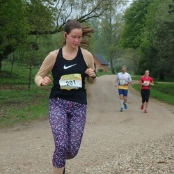 37. Tartu Maastikumaraton - Brigitte Karelsohn (201)