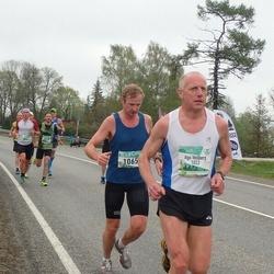 37. Tartu Maastikumaraton - Ago Veilberg (1023), Kait Vahter (1065)