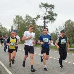 37. Tartu Maastikumaraton - Henari Nõu (1347), Arnold Laasu (1921), Silver Mäoma (2325)