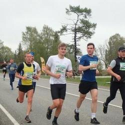 37. Tartu Maastikumaraton - Arnold Laasu (1921), Kaarel Redi (2326)