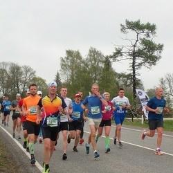 37. Tartu Maastikumaraton - Arnis Sulmeisters (1275), Raul Joonasson (1388), Ivo Stolfot (2363)