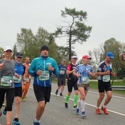 37. Tartu Maastikumaraton - Kaire Koik (1603), Annika Vaiksaar (1898), Meelis Koik (1910), Henri Metsavas (2084)