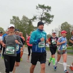 37. Tartu Maastikumaraton - Kaire Koik (1603), Annika Vaiksaar (1898), Henri Metsavas (2084)