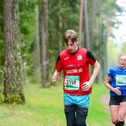 37. Tartu Maastikumaraton - Kaur Karjus (2159)