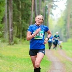 37. Tartu Maastikumaraton - Siiri Kaaver (1279)