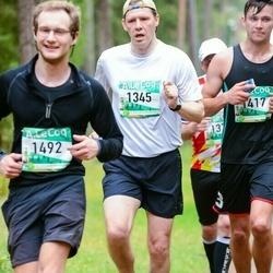 37. Tartu Maastikumaraton - Urmas Tuvikene (1345)