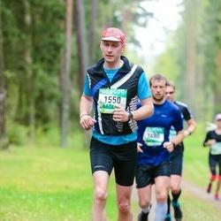 37. Tartu Maastikumaraton - Allan Lillend (1550)