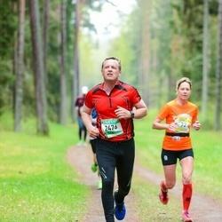 37. Tartu Maastikumaraton - Ivo Kivastik (2476)