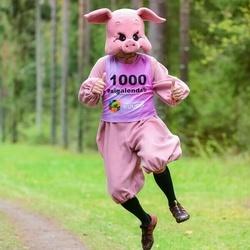 37. Tartu Maastikumaraton - Sulev Kraam (1000)