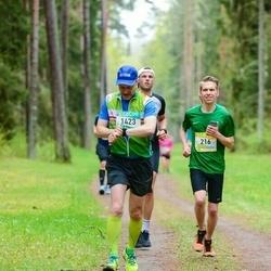 37. Tartu Maastikumaraton - Brent Pere (216), Siim Gontmacher (1423)