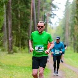 37. Tartu Maastikumaraton - Alar Just (1800)