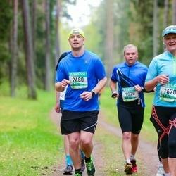 37. Tartu Maastikumaraton - Ando Käos (1828), Norbert Metsare (2480)