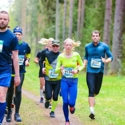 37. Tartu Maastikumaraton - Robin Luts (8551), Anni Lii Unn (9134)