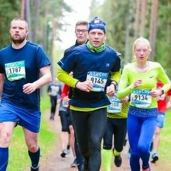 37. Tartu Maastikumaraton - Vahur Teller (1787), Toomas Hanni (8145), Anni Lii Unn (9134)