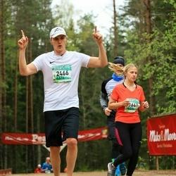 37. Tartu Maastikumaraton - Jüri-August Kirch (2466)